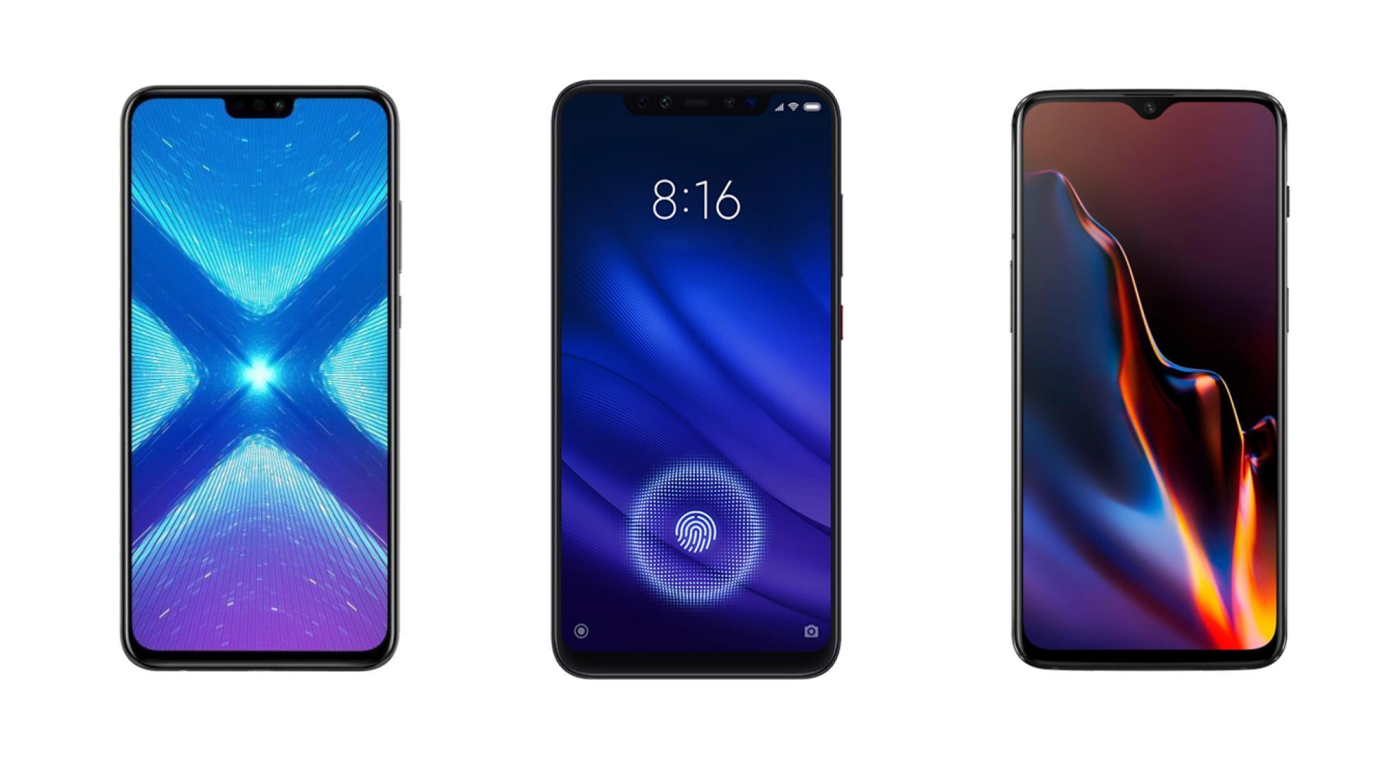Xiaomi, OnePlus : 4 smartphones à prix cassés sur GearBest