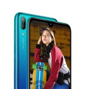 Huawei Y7 (2019) : l'écran à goutte d'eau sous les 200 euros arriverait dès le début d'année