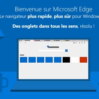Microsoft Edge supportera les extensions Chrome dans sa nouvelle version (Chromium)