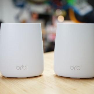 Netgear Wi-Fi Orbi RBK20 : comment ma connexion passable est devenue canon