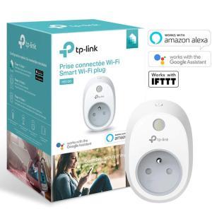 Contrôlez facilement vos appareils électriques avec la prise connectée TP-Link à 16 euros