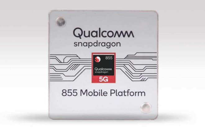 Snapdragon 855 : nom officiel dévoilé avant l'heure en plus de quelques caractéristiques