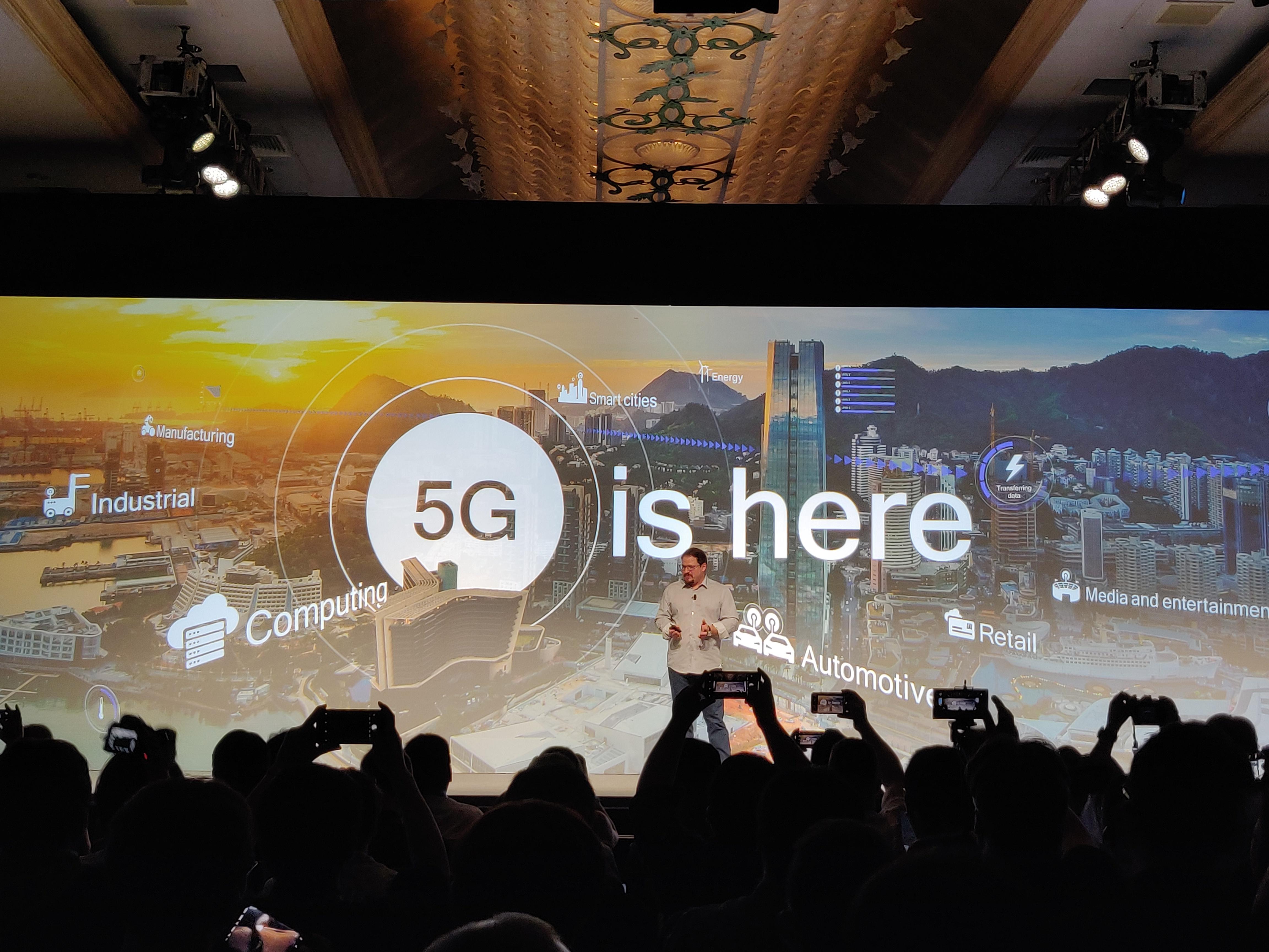 Qualcomm : les smartphones milieu de gamme profiteront de la 5G dès 2020 – IFA 2019