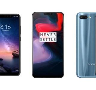 🔥 Double 12 : les smartphones Xiaomi et OnePlus en promotion sur GearBest