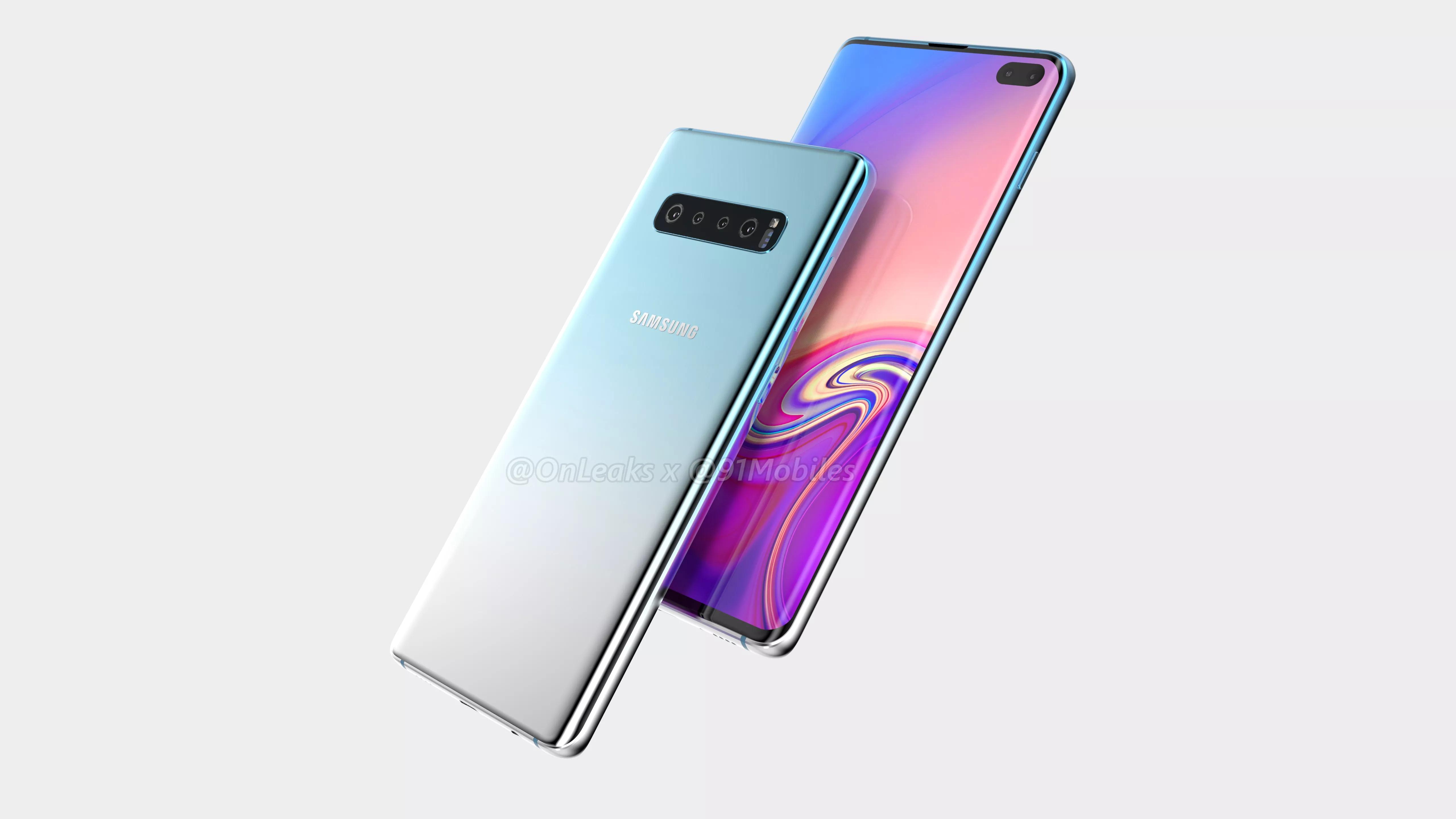Samsung Galaxy S10 : une cinquième version serait également dans les tuyaux