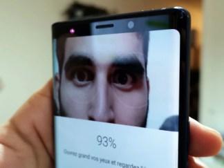 Face ID, lecteur d'empreintes, scanner d'iris : comment votre smartphone se protège… et vous protège