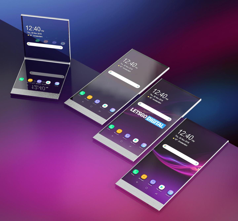 Pour contrer ses concurrents, Sony plancherait sur un smartphone pliable et transparent