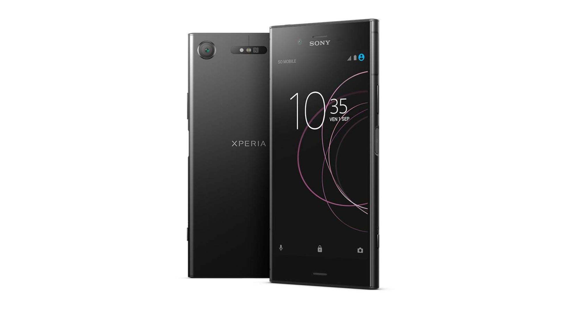 🔥 Bon plan : le Sony Xperia XZ1 (avec un S835) est disponible à 229 euros