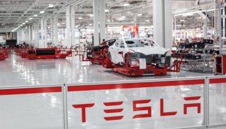 Tesla Model 3 : découvrez toutes les étapes de son assemblage en vidéo