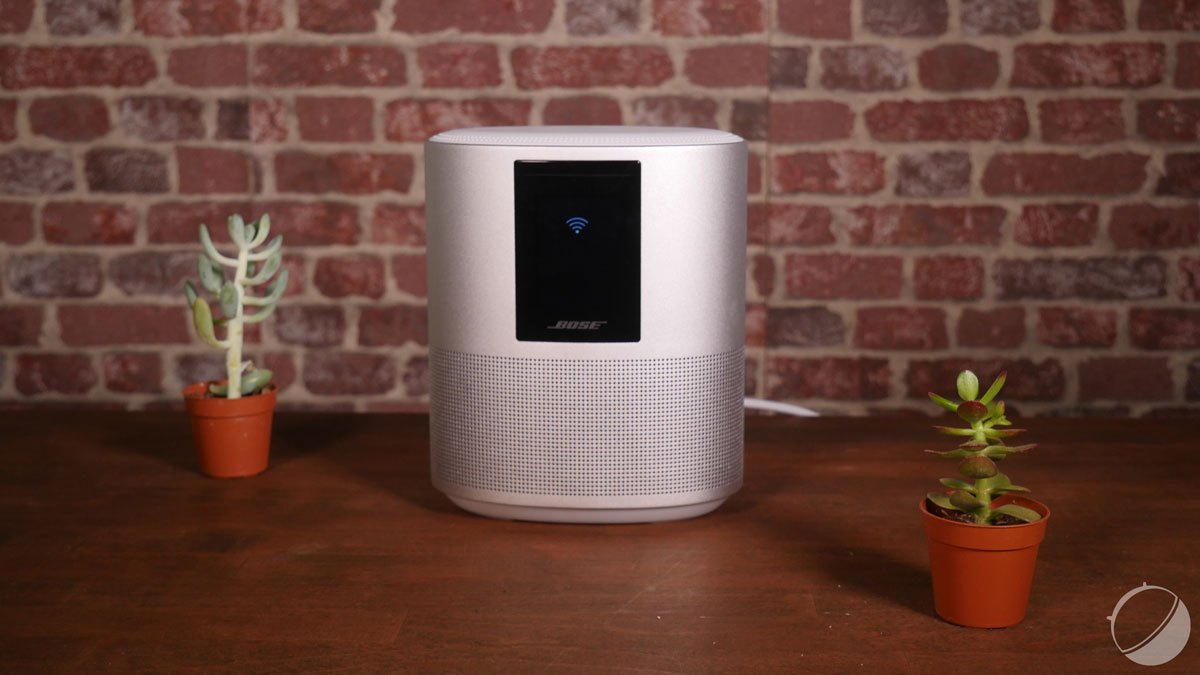 Test du Bose Home Speaker 500 : la qualité du son Bose, mais pas l'intelligence d'Alexa