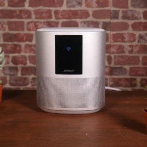 Test du Bose Home Speaker 500 : la qualité du son Bose, mais pas l'intelligence d'Alexa