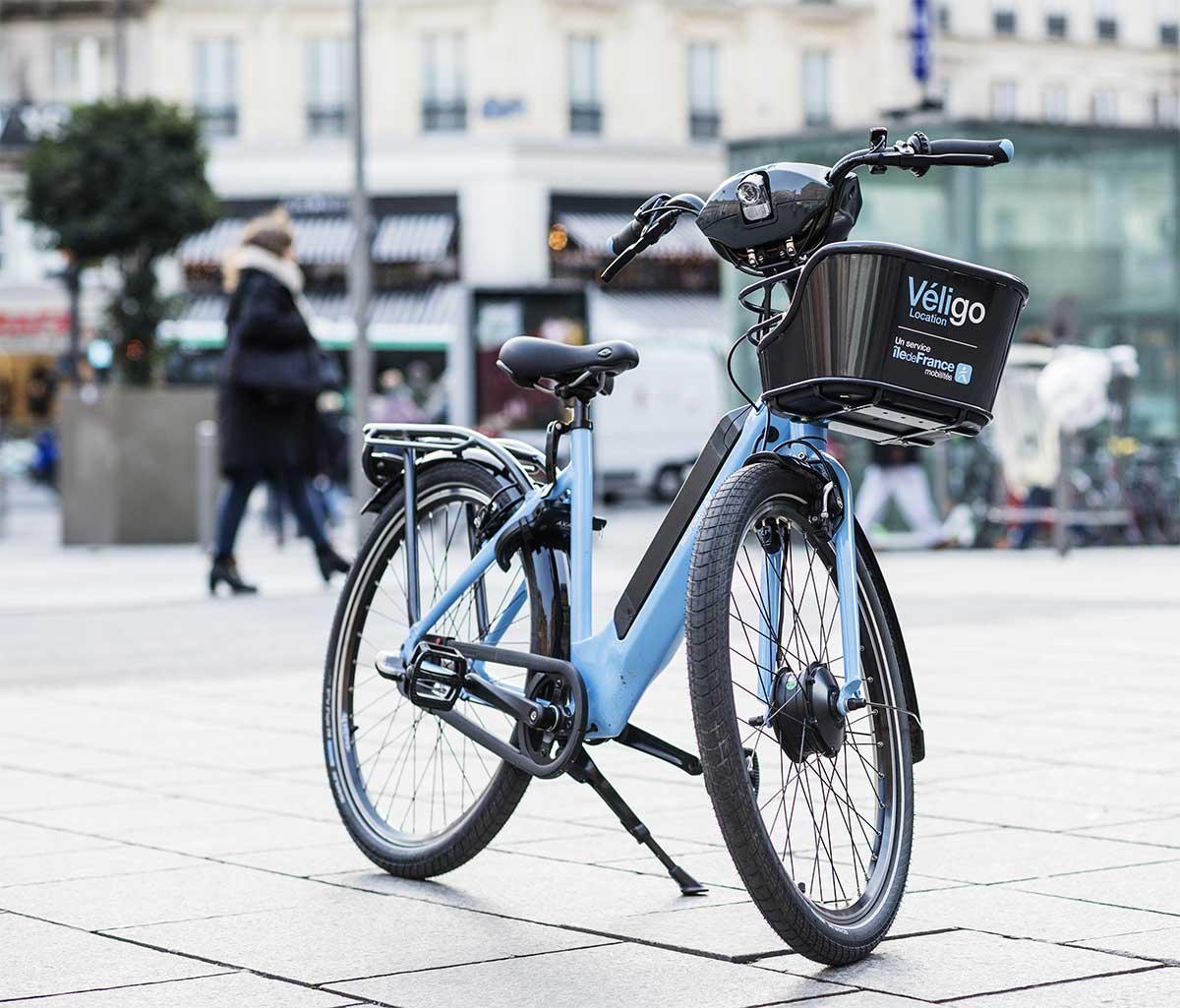 Vélos électriques : ce que prévoit Île-de-France Mobilités pour l'année 2020