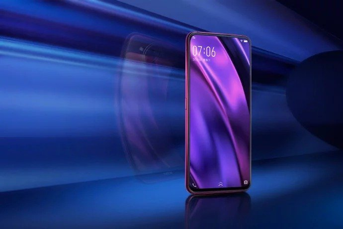 Le Vivo Nex 2 à double écran révèle son design dans de nouvelles images officielles