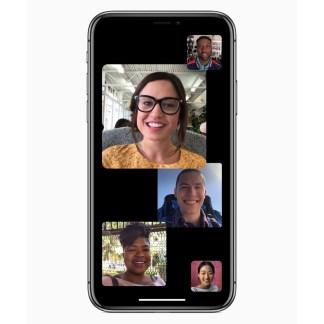 Apple désactive les appels FaceTime en groupe en attendant de déployer un correctif
