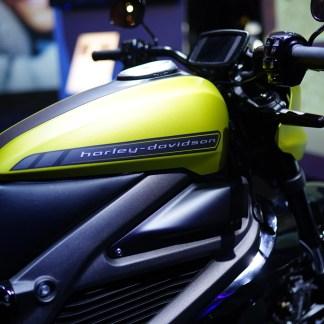 Harley-Davidson LiveWire : voici nos photos de l'électrisante moto légendaire