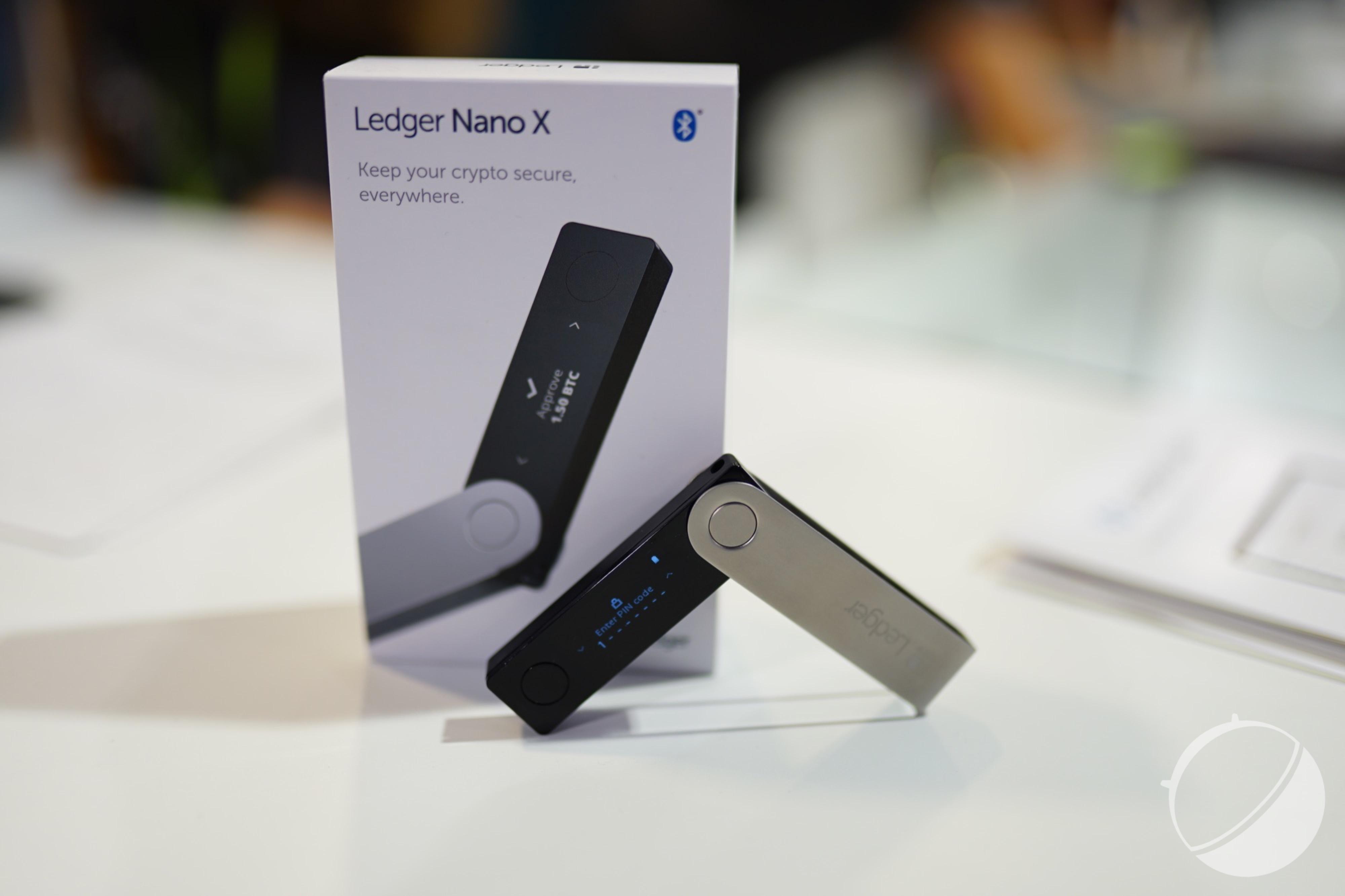 Nous avons essayé le Ledger Nano X, toujours sécurisé mais désormais mobile