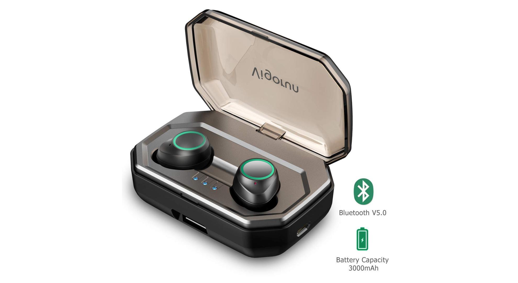 🔥 Bon plan : seulement 39 euros pour des écouteurs true wireless compatibles Bluetooth 5.0