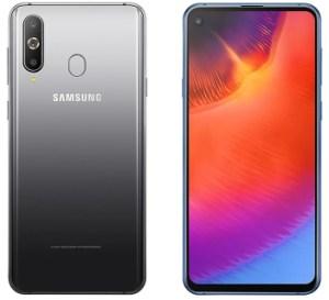 Le Samsung Galaxy A8s avec son trou dans l'écran devient le Galaxy A9 Pro pour conquérir de nouveaux marchés