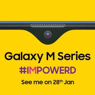Samsung : les nouveaux Galaxy M10, M20 et M30 se dévoilent sur Amazon