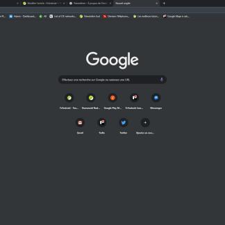 Google Chrome : comment profiter du beau thème sombre sur Windows