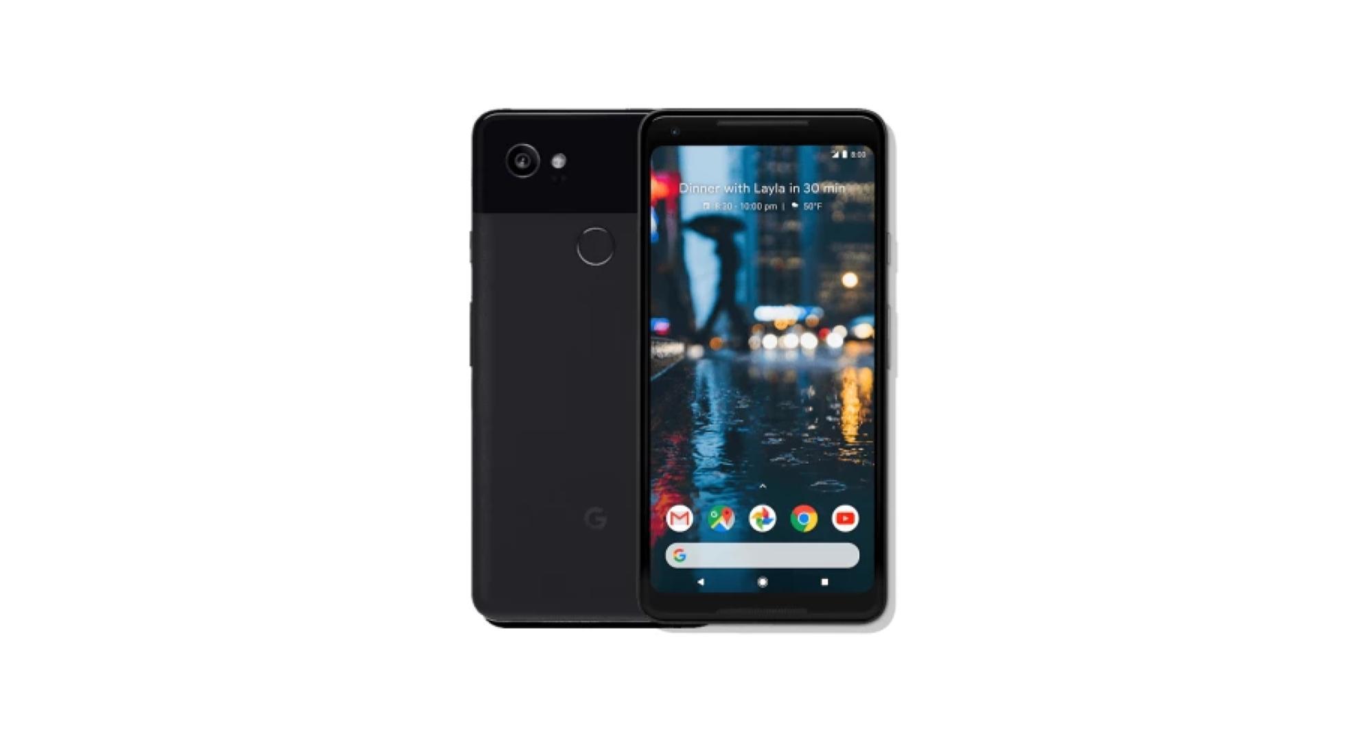 🔥 Bon plan : le Google Pixel 2 XL est disponible à 399 euros sur Rue du Commerce