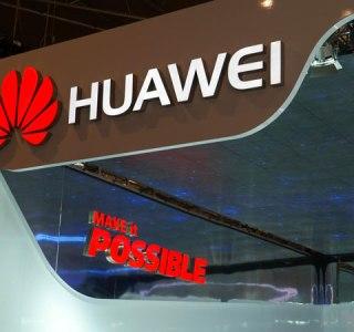 Même quand tout va mal, Huawei tire son épingle du jeu