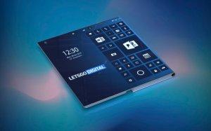 Intel rêve d'un smartphone dépliable en trois, et relance l'idée d'un Surface Phone