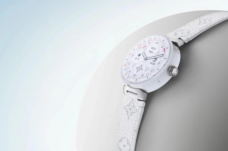 Louis Vuitton dévoile sa montre connectée de luxe avec le processeur Snapdragon 3100