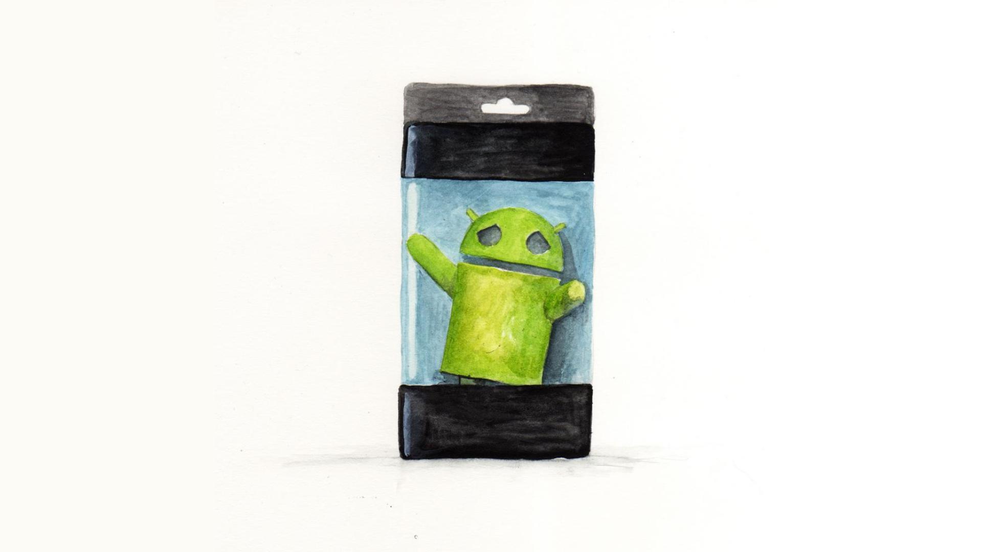 Android Q : les images d'un mode sombre, davantage de confidentialité et plus encore