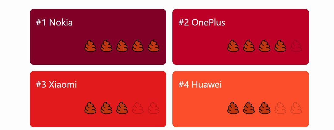 Nokia, OnePlus, Huawei et Xiaomi épinglés pour tuer trop facilement vos applications