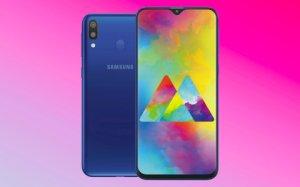 Samsung Galaxy M20 : son premier smartphone à encoche en Europe, ce serait pour bientôt
