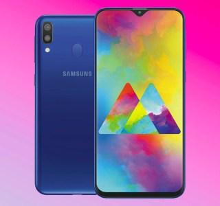 Samsung Galaxy M21 : capacité de stockage doublée et Android 10 dès le départ