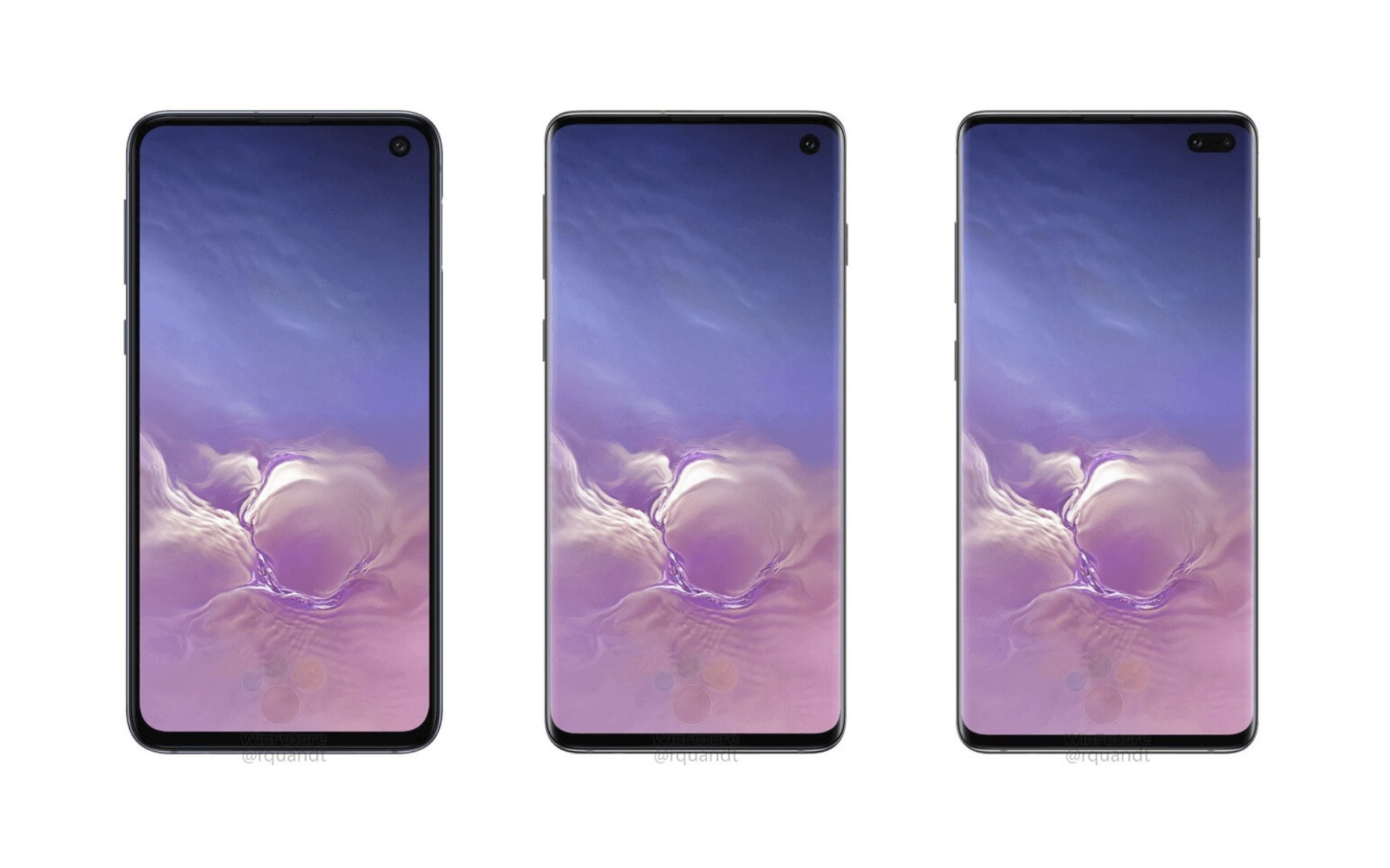 Samsung Galaxy S10 : une boutique dévoile la date des précommandes