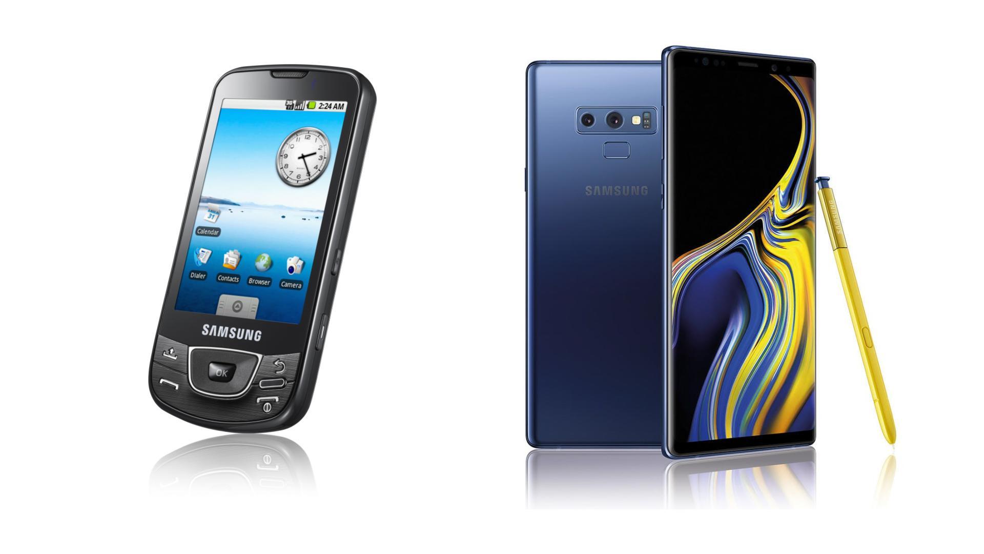 #10YearChallenge : comment nos smartphones ont-ils évolué en 10 ans ?