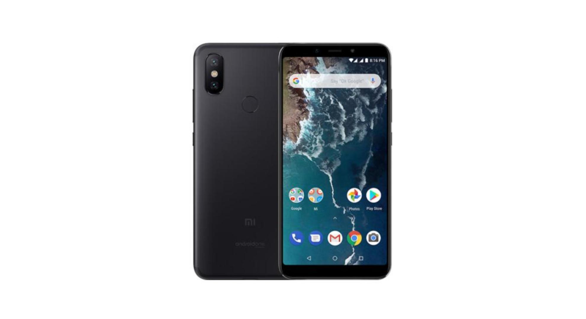 🔥 Soldes 2019 : le Xiaomi Mi A2 du label Android One à partir de 152 euros