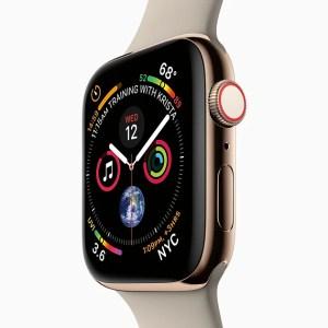 Apple Watch Series 5 : le retour du céramique et du titane prévu
