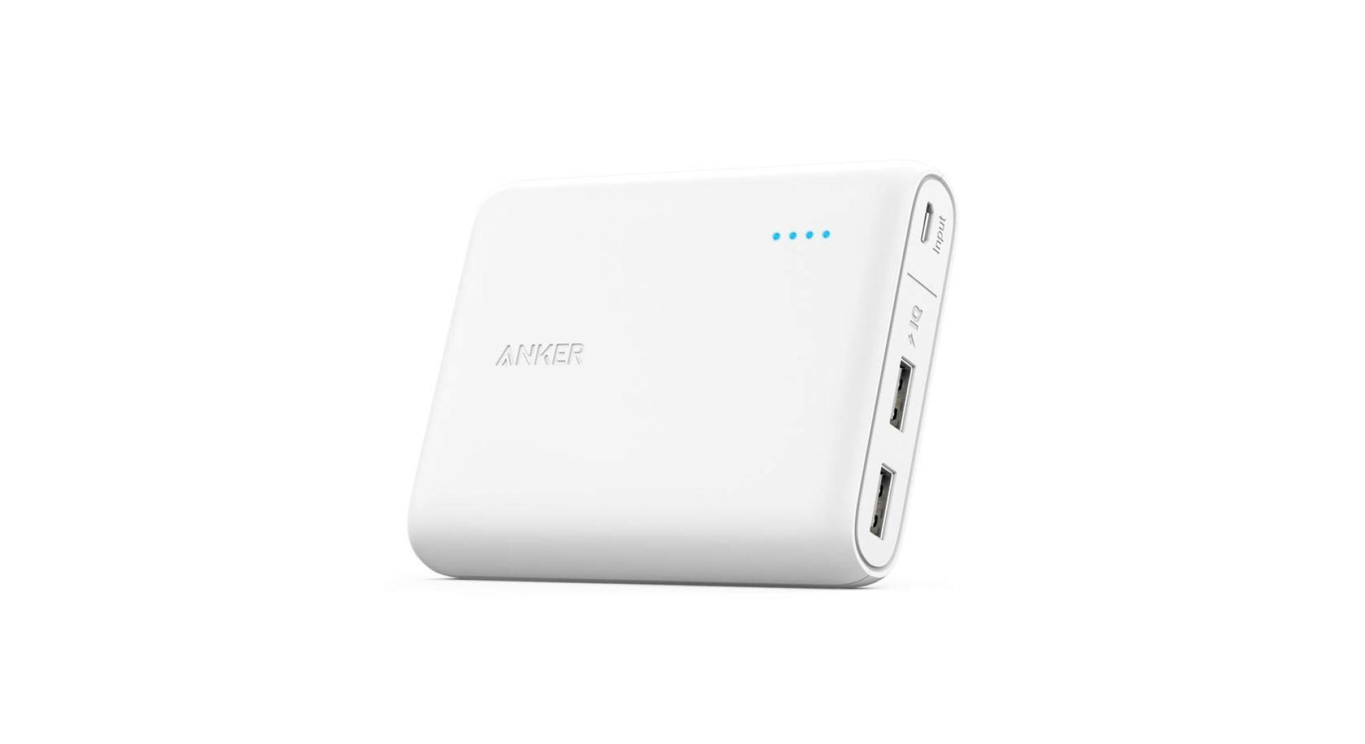 🔥 Bon plan : la batterie externe Anker PowerCore 13 000 mAh est disponible à 24 euros