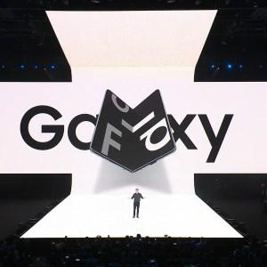 Samsung Galaxy Fold : pas de prise jack sur le smartphone à 2000 euros