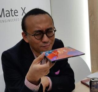 Smartphones pliables : « dans deux ans ils coûteront autant qu'un flagship » selon Huawei