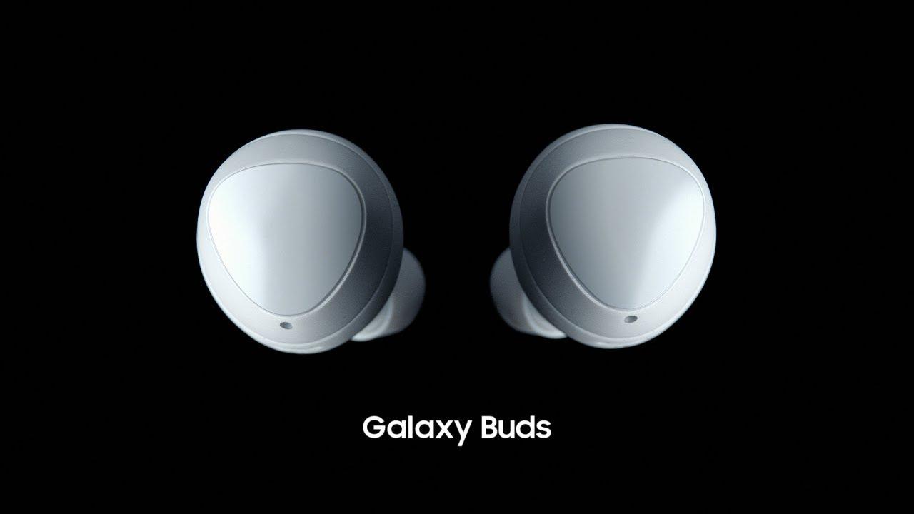 Samsung Galaxy Buds officialisés : les écouteurs sans fil partent à l'assaut des AirPods