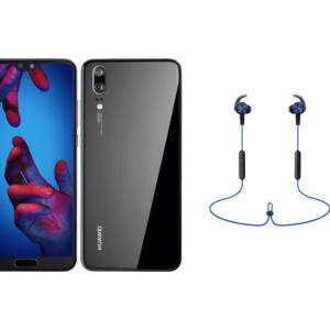 🔥 Bon plan : le Huawei P20 est à 379 euros (avec des écouteurs Bluetooth AM61 offerts)