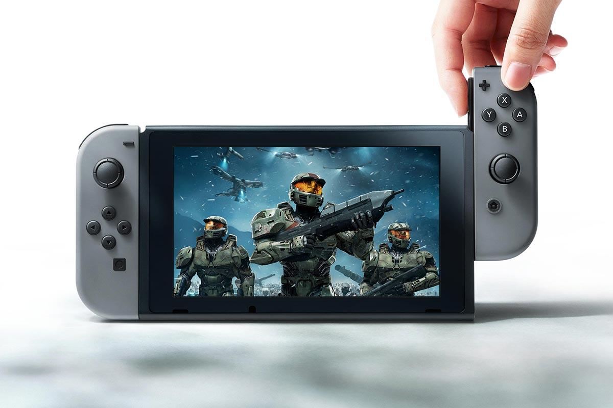Des jeux Xbox sortiraient sur Nintendo Switch en 2019 en plus du Game Pass