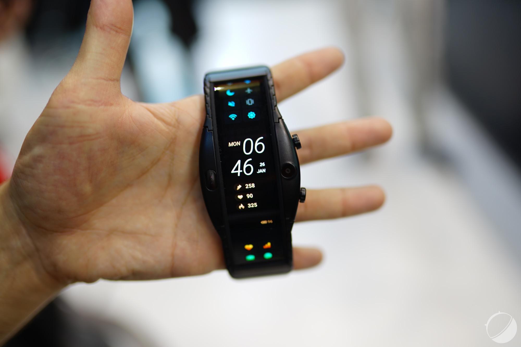 Prise en main de la Nubia Alpha : la montre qui se prenait pour un smartphone
