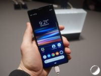 Xperia 10 et 10 Plus : notre prise en main et nos photos des smartphones 21:9 de Sony – MWC 2019