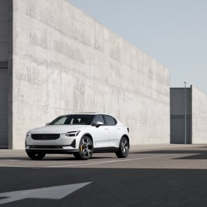 Volvo Polestar 2 : 500 km d'autonomie pour la concurrente sous Android de la Tesla Model 3