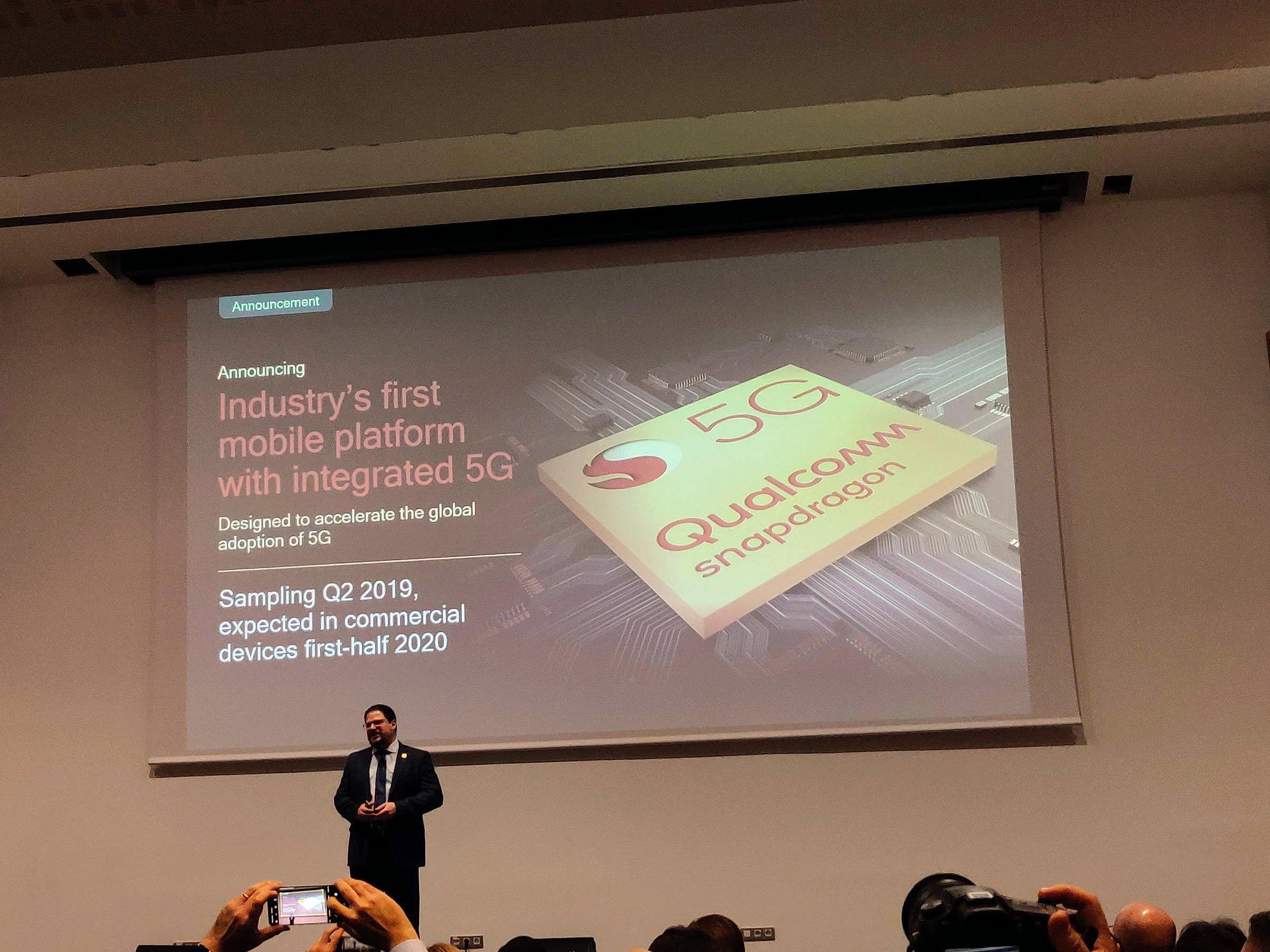 En 2020, les smartphones 5G seront plus fins (ou plus autonomes) – MWC 2019