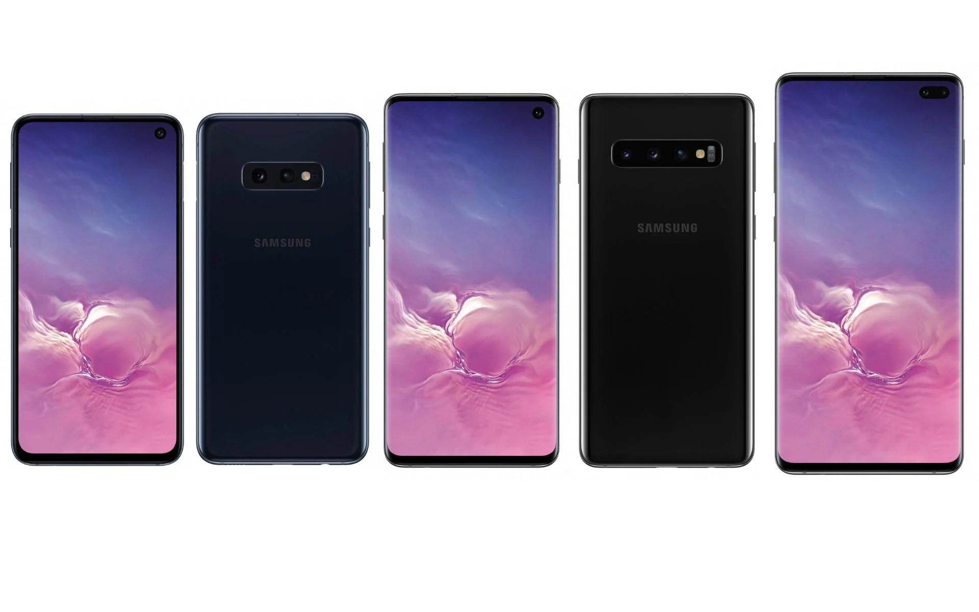 Samsung Galaxy S10, S10e, S10 Plus : Boulanger dévoile prix en France, date de sortie, accessoires et offre de lancement