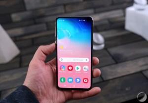 Prise en main du Samsung Galaxy S10e (Essential), il assure bien plus que l'essentiel