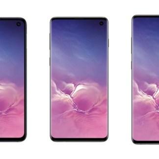 Où acheter les Samsung Galaxy S10e, S10 et S10 Plus au meilleur prix en 2021 ?