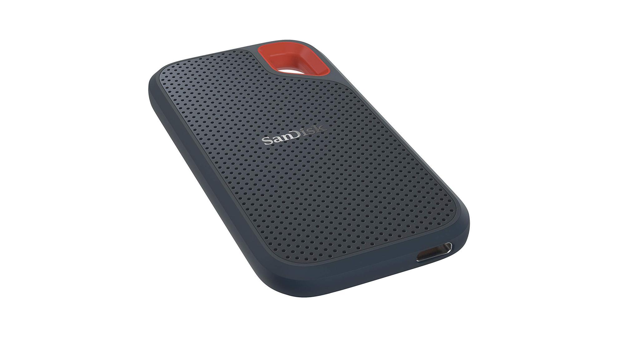 Le SSD «porte-clé» SanDisk Extreme de 500 Go revient à 79 euros seulement
